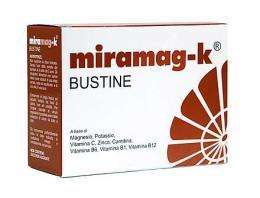 MIRAMAG-K INTEGRATORE ALIMENTARE ENEREGETICO - 20 BUSTE