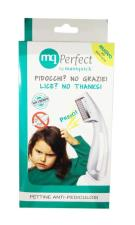 MQ PERFECT PETTINE ELETTRICO ANTI PEDICULOSI
