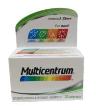 MULTICENTRUM 30 COMPRESSE