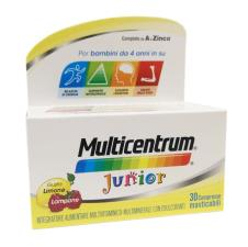 MULTICENTRUM® JUNIOR 30 COMPRESSE