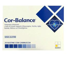NAMED COR BALANCE 28 BUSTE