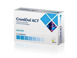 NAMED CRONIDOL® ACT 20 COMPRESSE