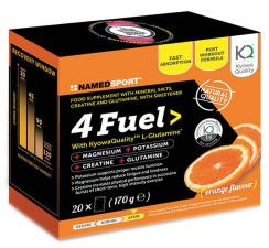 NAMED SPORT® 4FUEL 20 BUSTE DA 8,5 G