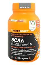 NAMED SPORT BCAA 2.1.1 300 COMPRESSE
