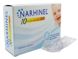 NARHINEL SOFT 10 RICAMBI USA E GETTA