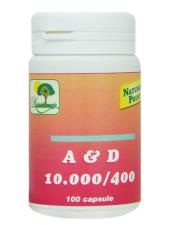 NATURAL POINT A e D 10000-400 100 CAPSULE
