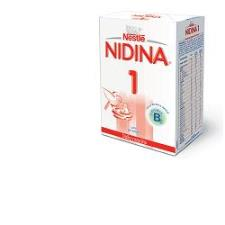NESTLE NIDINA 1 LATTE IN POLVERE PER LATTANTI - 600 G