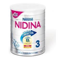 NESTLE NIDINA 3 LATTE CRESCITA IN POLVERE - 800 G