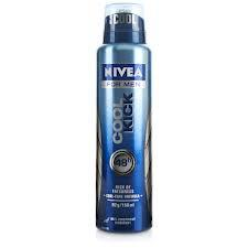 NIVEA FOR MEN DEO SPRAY COOL KICK - 150 ML