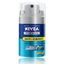 NIVEA FOR MEN GEL ULTRA FRESH Q10 SKIN ENERGY 50 ML