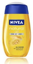 NIVEA OLIO DOCCIA NATURAL OIL FOR DRY SKIN 200 ML