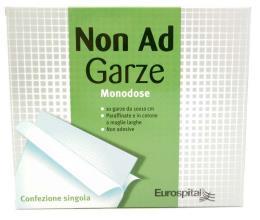 NON AD GARZE MONODOSE 10 GARZE DA 10x10 CM
