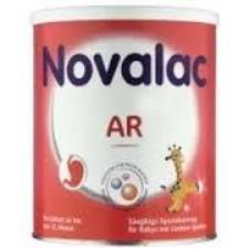 NOVALAC AR - LATTE IN POLVERE IN CASO DI RIGURGITO 0-6 MESI - 800 G