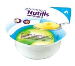 NUTILIS FRUIT INTEGRATORE ALIMENTARE AD ELEVATA CONCENTRAZIONE ENERGETICA GUSTO MELA - 3 x 150 G