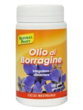 OLIO DI BORRAGINE 100 PERLE