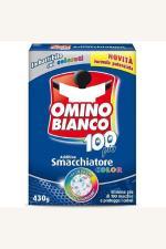 OMINO BIANCO 100 PIU' ADDITIVO SMACCHIATORE COLOR 430 G