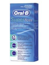 ORAL B SUPER FLOSS FILO INTERDENTALE 50 FILI PRETAGLIATI