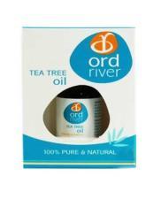 ORD RIVER TEA TREE OIL OLIO ESSENZIALE - 10 ML