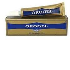OROGEL GEL UTILE IN CASO DI INFEZIONE DEL CAVO OROFARINGEO - 15 G