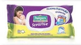 PAMPERS PROGRESSI SENSITIVE SALVIETTINE - 63 PEZZI