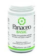 PANACEO BASIC - ZEOLITE CLINOPTILOLITE ATTIVATA POLVERE USO ORALE - 100 G
