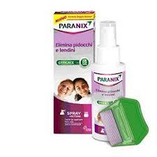 PARANIX SPRAY + SHAMPOO POST TRATTAMENTO 100 + 100 ML