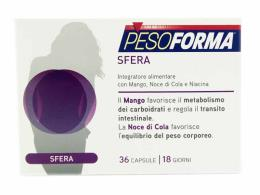 PESOFORMA SFERA 36 CAPSULE