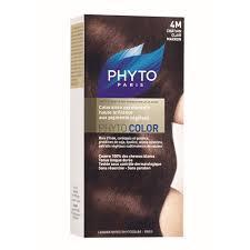 PHYTO - PHYTOCOLOR 4M CASTANO CHIARO MARRONE