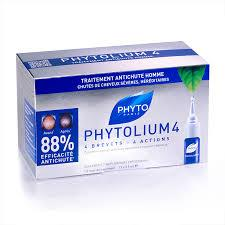 PHYTO PHYTOLIUM 4 TRATTAMENTO INTENSIVO CADUTA UOMO 12 FIALE DA 3,5 ML