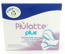PIULATTE PLUS 14 BUSTINE DA 5 G