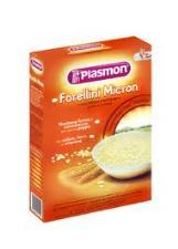 PLASMON PASTINE DA 4 A 36 MESI - FORELLINI MICRON - 320 G