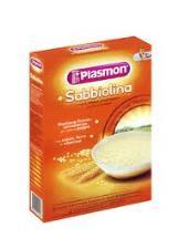 PLASMON PASTINE DA 4 A 36 MESI - SABBIOLINA - 320 G