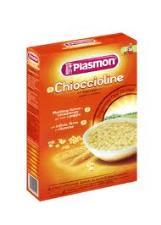 PLASMON PASTINE DA 6 A 36 MESI - CHIOCCIOLINE - 340 G