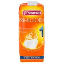 PLASMON PRIMIGIORNI LATTE LIQUIDO - 500 ML