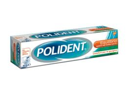 POLIDENT® ADESIVO PER DENTIERE EQUILIBRIO 40 GR
