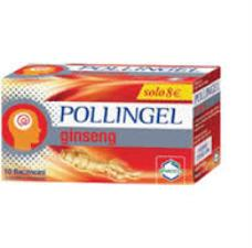 POLLINGEL GINSENG INTEGRATORE ALIMENTARE - 10 FLACONCINI