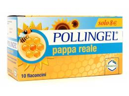 POLLINGEL PAPPA REALE 10 FLACONCINI DA 10 ML