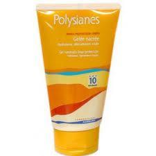 POLYSIANES SOLARI - GEL MADREPERLATO PROTEZIONE BASSA SPF 10 - 125 ML