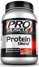 PRO MUSCLE PROTEIN BLEND 725gr GUSTO VANIGLIA