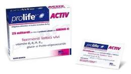 Prolife® Activ 10 bustine da 4g Fermenti Lattici Zeta Farmaceutici