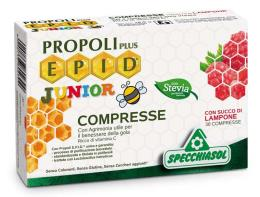 PROPOLI PLUS EPID JUNIOR 30 COMPRESSE