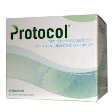 PROTOCOL INTEGRATORE ALIMENTARE DI COLLAGENE - 30 FIALE DA 25 ML