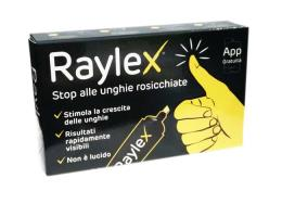 RAYLEX PENNA - STOP ALLE UNGHIE ROSICCHIATE