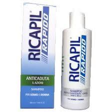 RICAPIL RAPIDO SHAMPOO ANTICADUTA 200 ml