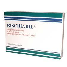 RISCHIARIL 14 COMPRESSE