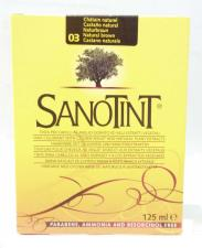 SANOTINT CLASSIC COLORE N 03 CASTANO NATURALE 125 ML