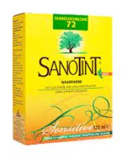 SANOTINT LIGHT SENSITIVE COLORE N 72 CASTANO CHIARO CENERE - 125 ML