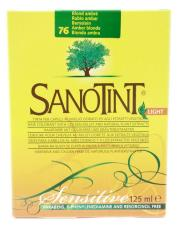 SANOTINT® LIGHT SENSITIVE COLORE N 76 BIONDO AMBRA 125 ML