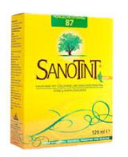 SANOTINT® LIGHT SENSITIVE COLORE N 87 BIONDISSIMO DORATO - 125 ML