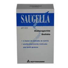 SAUGELLA DETERGENTE SOLIDO pH 3,5 - 100 G